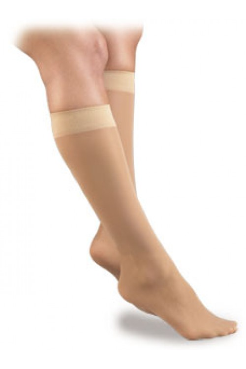Activa Ultra-Sheer Knee Highs 9-12 mmHg Compression Hosiery for Women