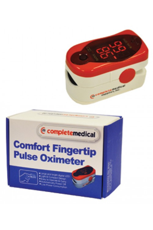 Comfort Finger Tip Pulse Oximeter - FREE USA SHIPPING