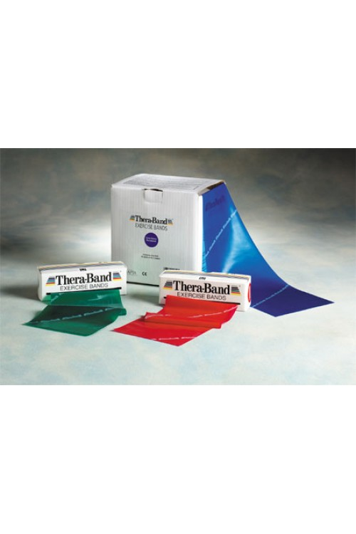 TheraBand Resistance Exercise Bands 50 Yard Roll