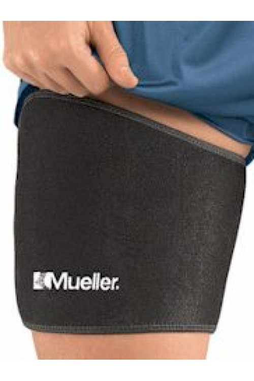 Mueller #4491 Thigh Support - Black