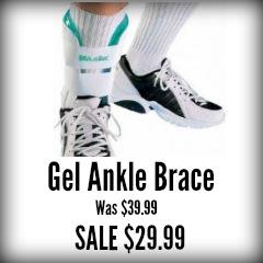 Mueller Ankle Gel Brace